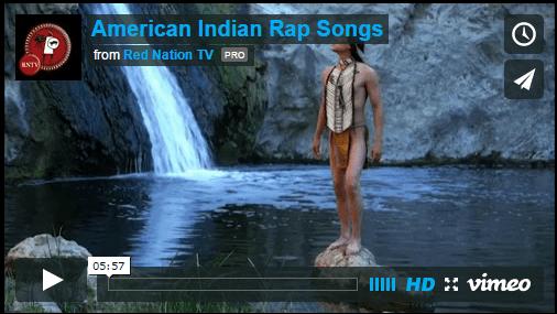 American Indian Rap Songs