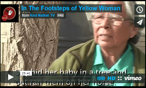 In the Footsteps of Yellow Woman
