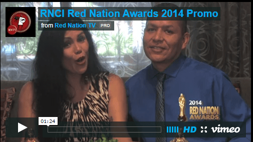 RNCI Red Nation Awards 2014 Promo