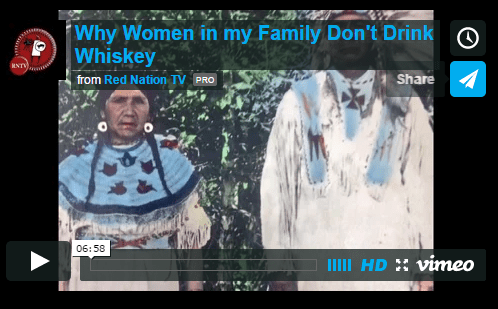Why Women in my family dont drink whiskey