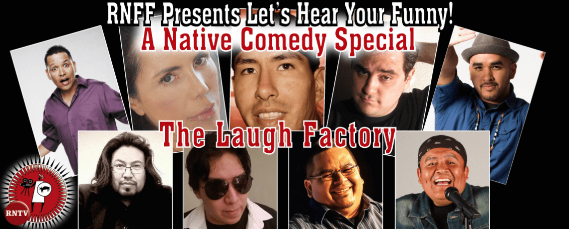 NATIVE COMEDY SPECIAL