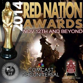 RNCI Red Nation Awards 2014