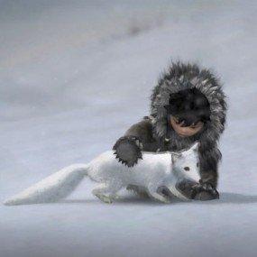 Inuit Fox