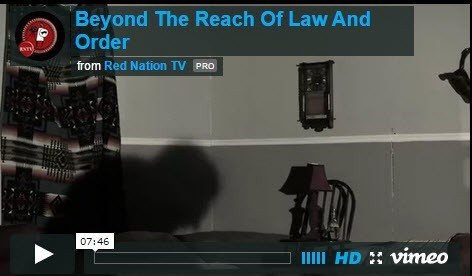 Beyond the Reach of Law and Order