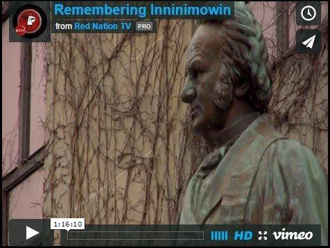 Remembering Inninimowin