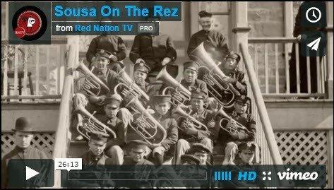 Souza on the Rez