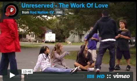 Unreserved the Work of Love